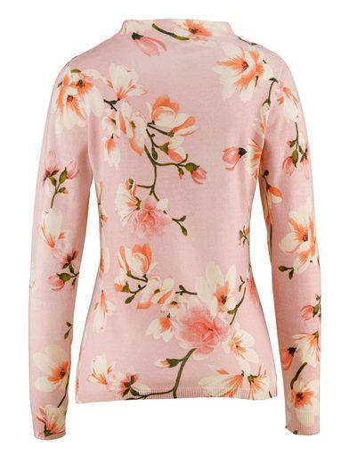 Alba Moda Pullover mit kleinem Stehkragen kaufen