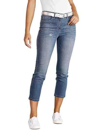 Laura Kent 3/4 Jeans Laura Slim