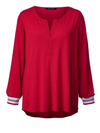 Sara Lindholm by Happy Size Vokuhila-Shirt