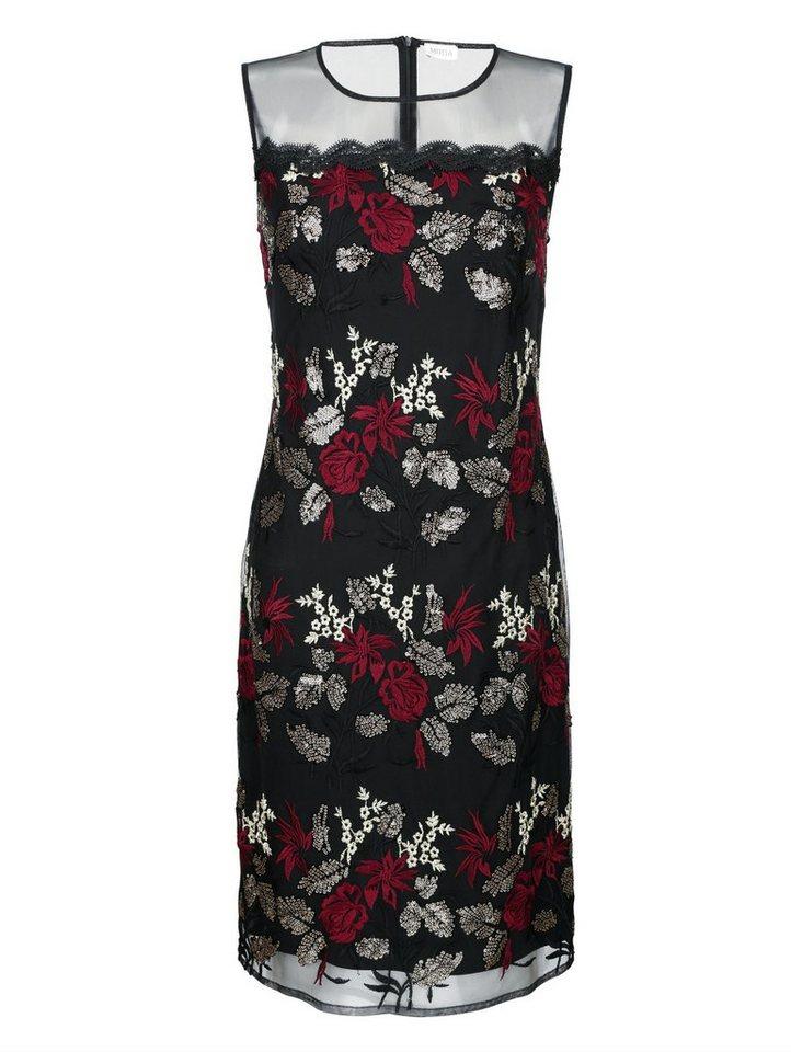 89c8a248d5a8 Mona Kleid mit Pailletten und Stickerei kaufen | OTTO