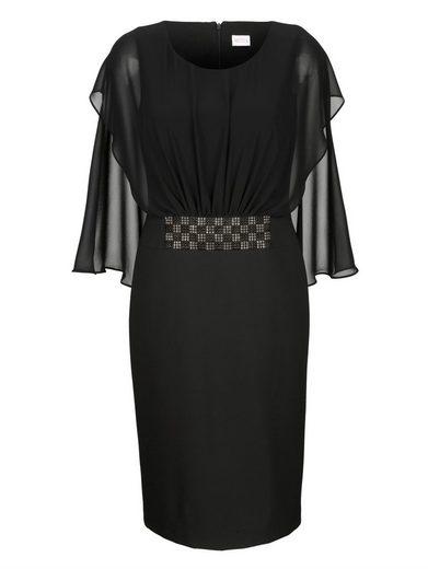 Mona Kleid mit Strass-Steinen und Zierperlen