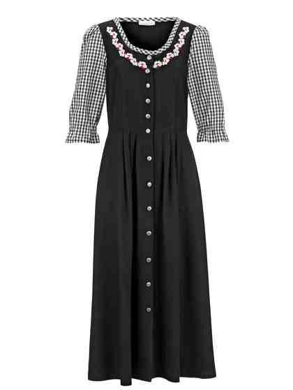 Mona Kleid aus reinem Leinen