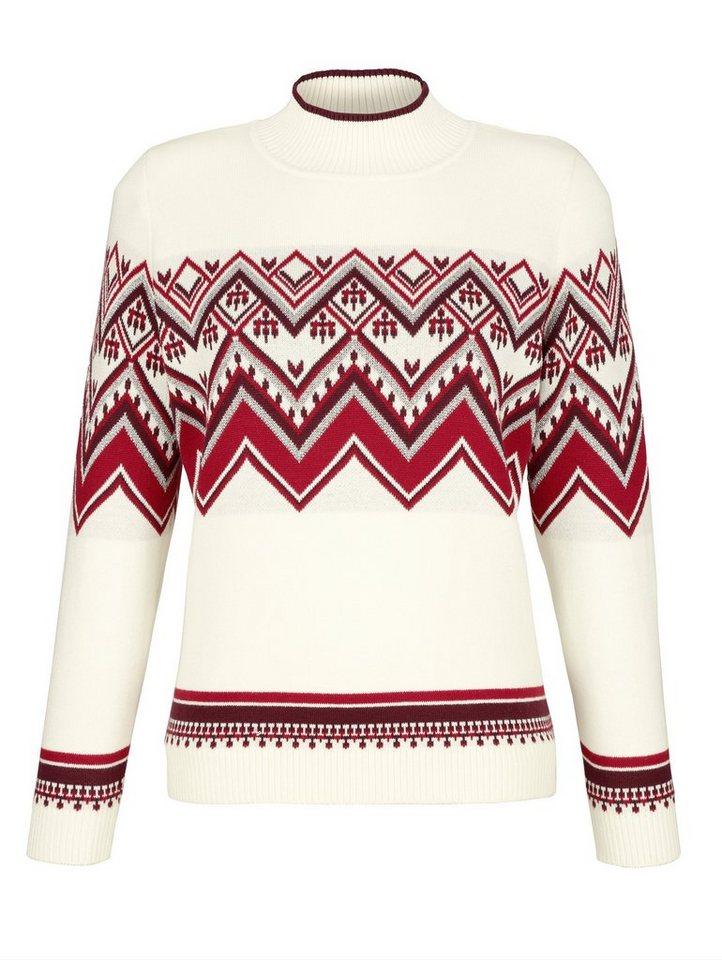 innovative design 73a01 60fde Mona Pullover mit Norweger-Muster online kaufen | OTTO