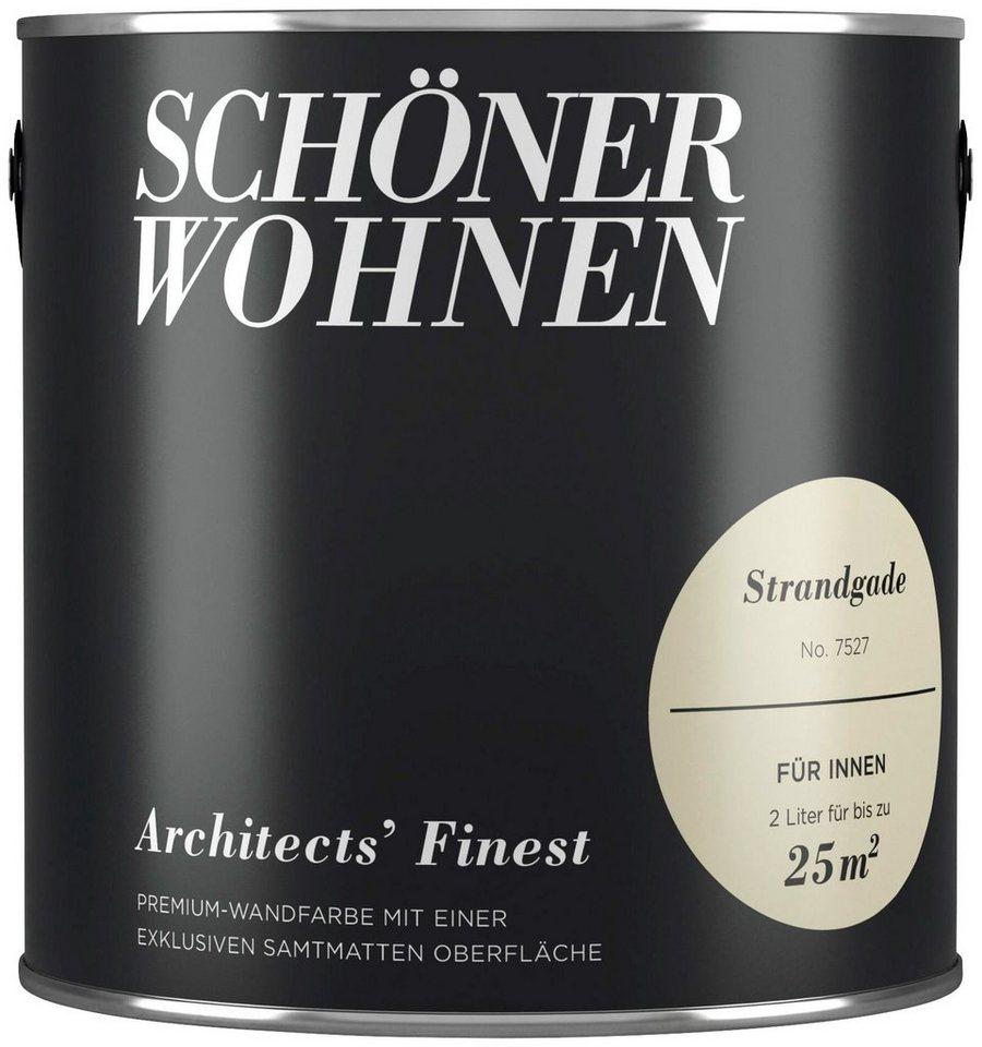SCHÖNER WOHNEN FARBE Wand- Und Deckenfarbe »Architects