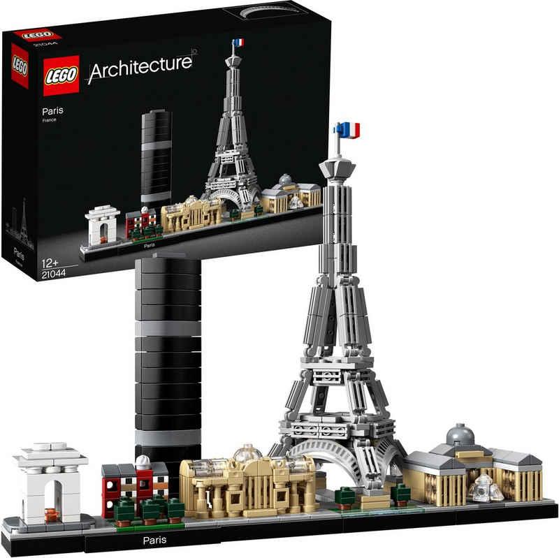 LEGO® Konstruktionsspielsteine »Paris (21044), LEGO® Architecture«, (649 St), Made in Europe