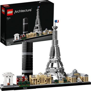 LEGO® Konstruktionsspielsteine »Paris (21044), LEGO® Architecture«, (649 St)