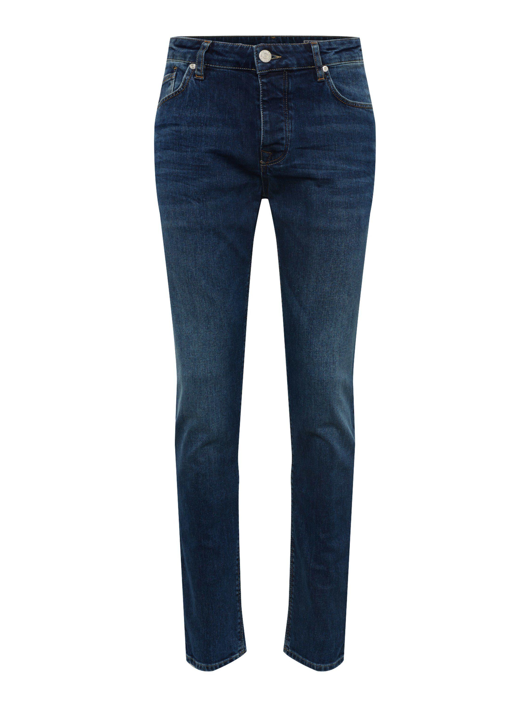 REVIEW Slim-fit-Jeans »SLIM BLUE«
