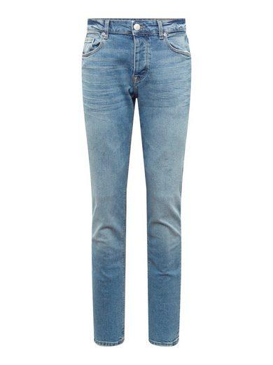 REVIEW Slim-fit-Jeans »SLIM AUTHBLUE«