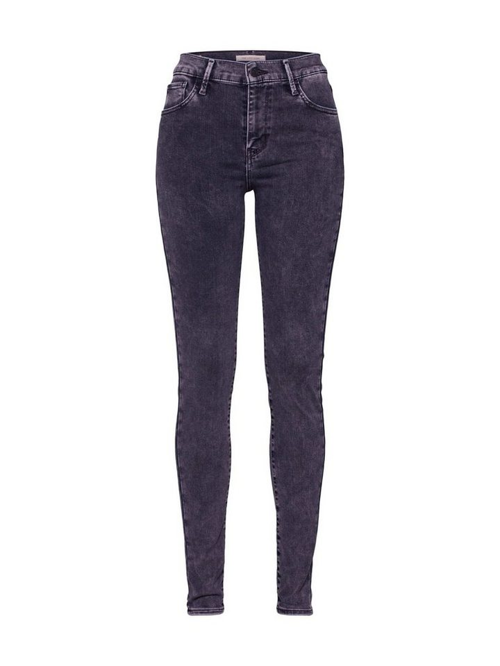 Levi´s® High-waist-Jeans »720™ HIRISE SUPER SKINNY« | Bekleidung > Jeans > High Waist Jeans | Grau | Levi´s®