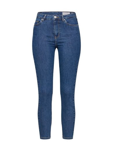 REVIEW Skinny-fit-Jeans »HW AUTHENTICBLUE«