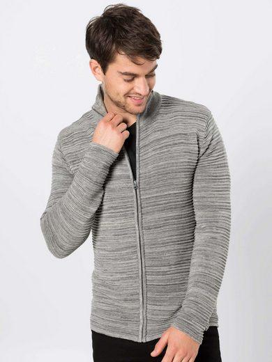 Zip« Solid »knit Solid Cardigan Struan Cardigan »knit aqTYvx