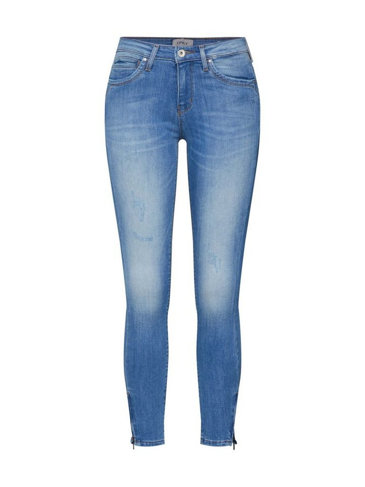 Only 7/8-Jeans »onlKENDELL REG ANKLE BB CRE748« | Bekleidung > Jeans > 7/8-Jeans | Blau | Only