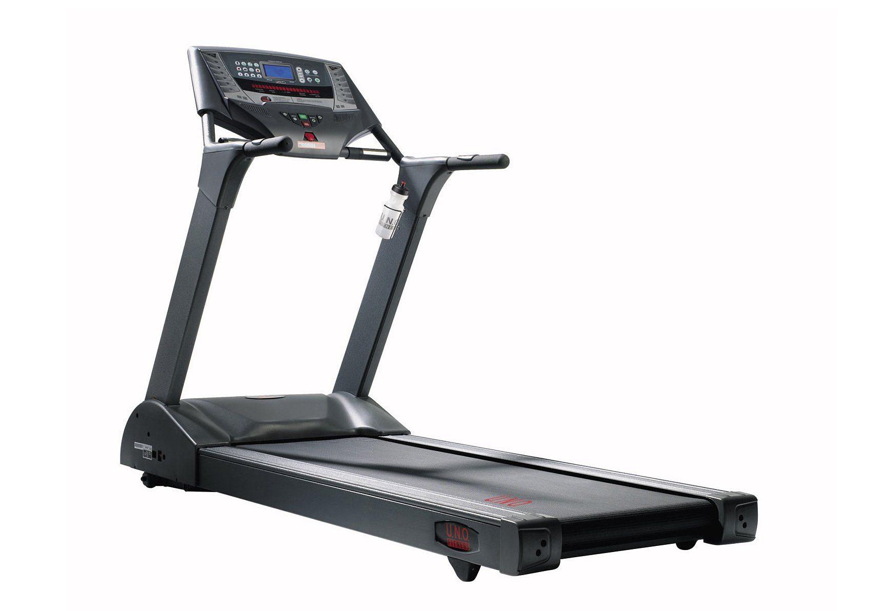 Laufband, U.N.O Fitness, »LTX6 Pro«, incl. Brustgurt