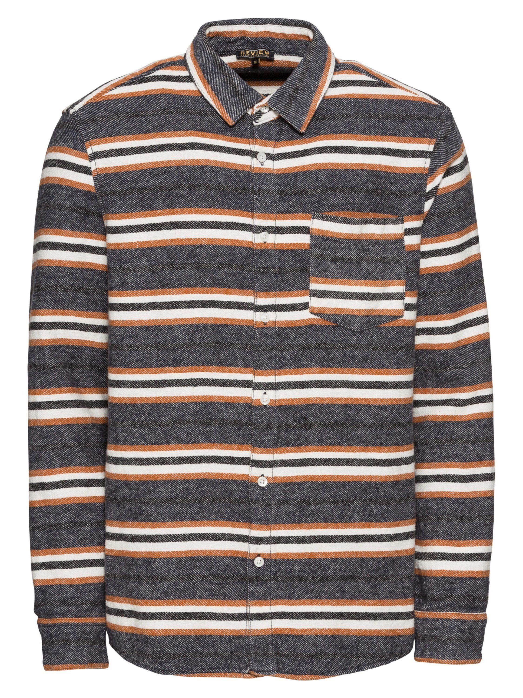 REVIEW Streifenhemd »STRIPE SHIRT«