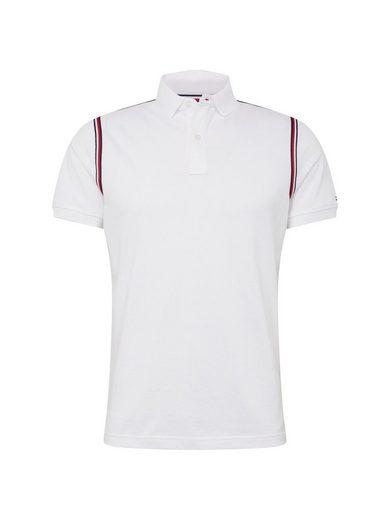TOMMY HILFIGER Poloshirt »TOMMY TAPE SLIM POLO«