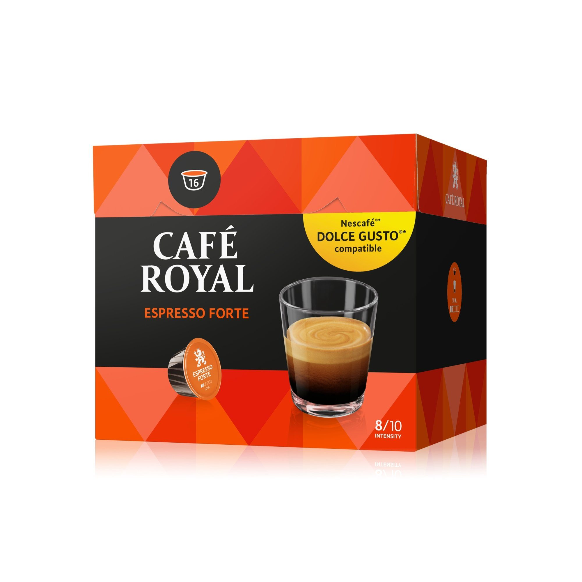 Café Royal Kaffee »Espresso Forte«