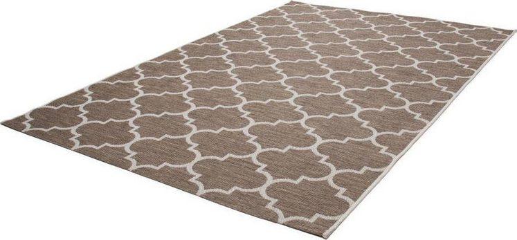 Teppich »Sunset 604«, LALEE, rechteckig, Höhe 7 mm, In- und Outdoor geeignet