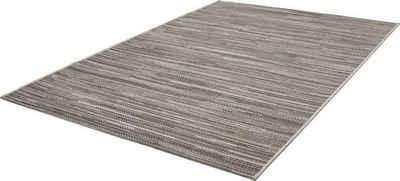 Teppich »Sunset 600«, LALEE, rechteckig, Höhe 7 mm, In- und Outdoor geeignet, Wohnzimmer