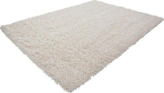Hochflor-Teppich »Relax 150«, LALEE, rechteckig, Höhe 50 mm