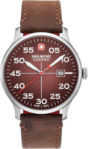 Swiss Military Hanowa Schweizer Uhr »ACTIVE DUTY, 06-4326.04.005«