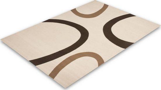 Teppich »Contempo 659«, LALEE, rechteckig, Höhe 10 mm