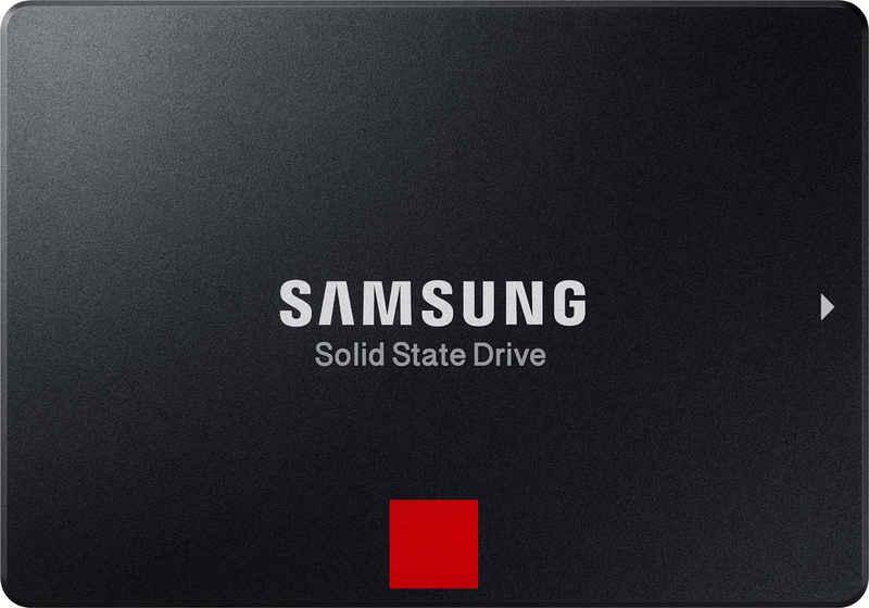 """Samsung »860 PRO SSD« SSD (256 GB) 2,5"""" 560 MB/S Lesegeschwindigkeit, 530 MB/S Schreibgeschwindigkeit)"""
