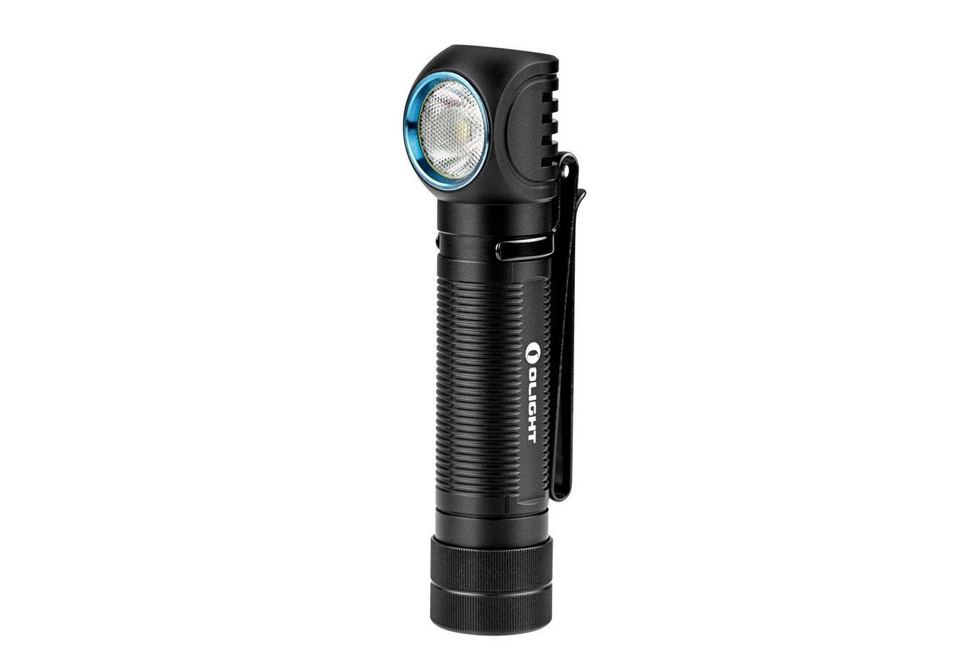 OLIGHT LED Taschenlampe mit Stirnband »H2R Nova-CW« | Lampen > Taschenlampen | Schwarz | OLIGHT