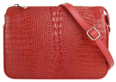 Кожаная сумка Samantha Look