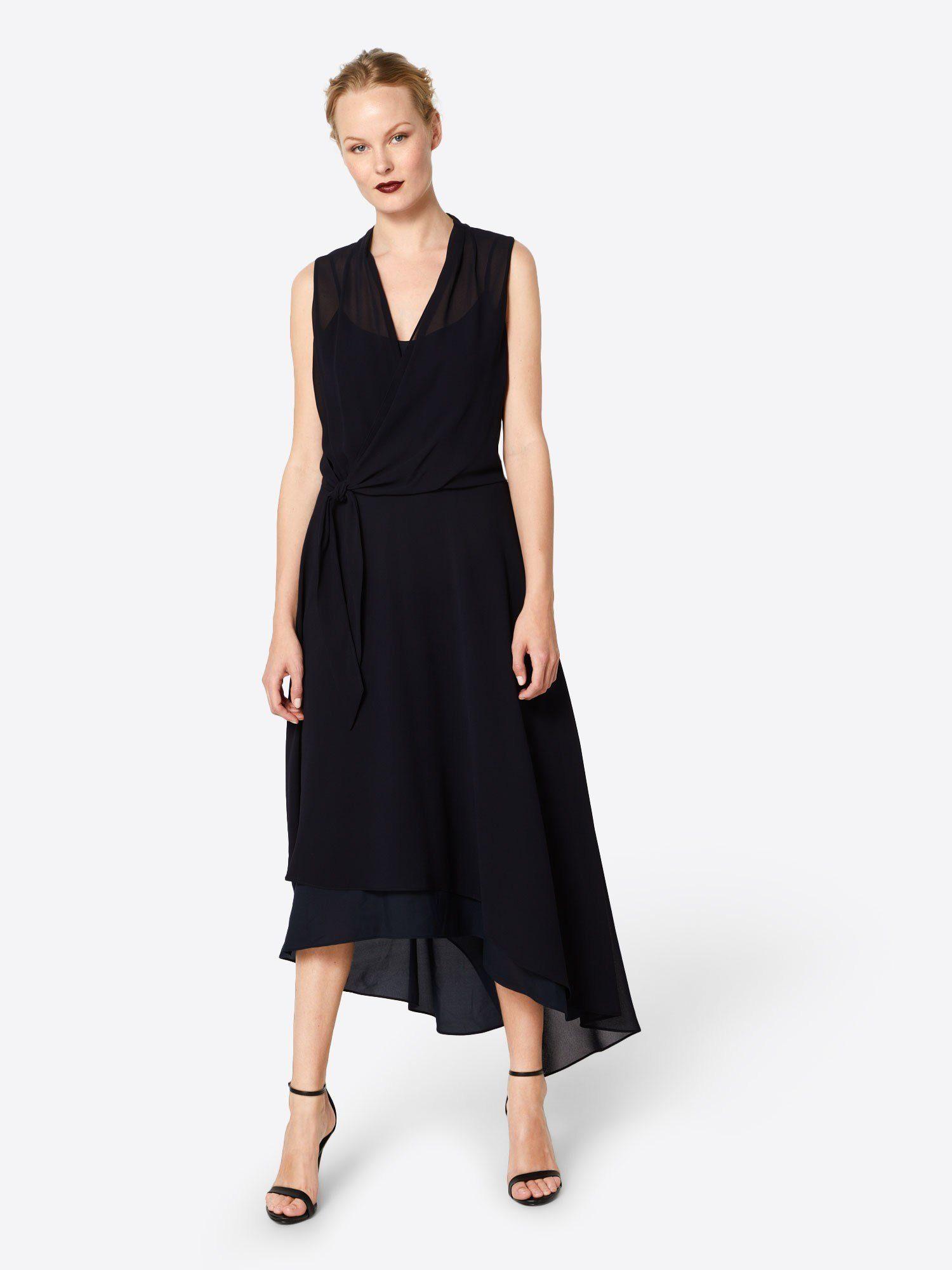 Comma Abendkleid Gerafft Online Kaufen 0OPk8nwX