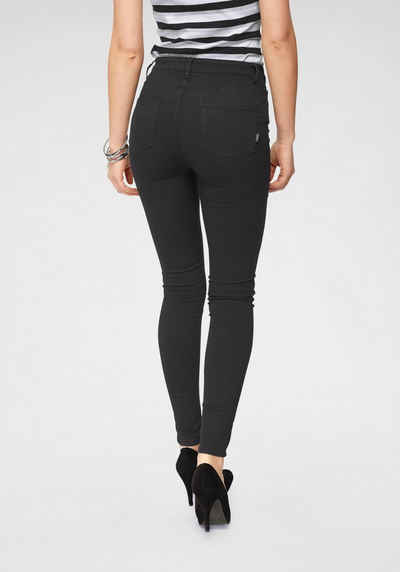 0f5a33d7fe22e3 Arizona Skinny-fit-Jeans »Ultra Stretch« High Waist