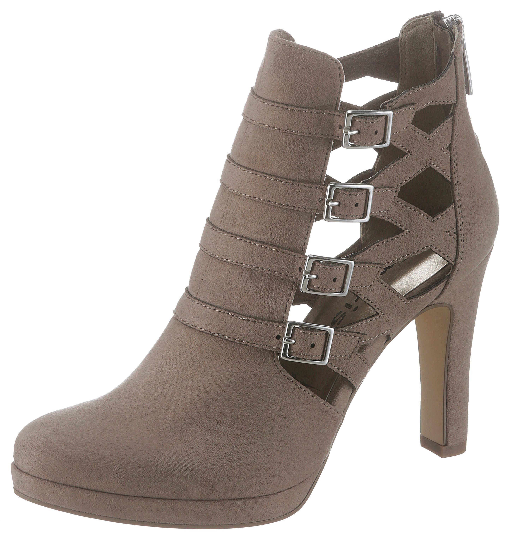 Raffinierten Heel Stiefelette KaufenOtto Online Im Design Tamaris High bfgyY76