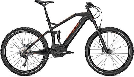 Univega E-Bike »Renegade B 4.0«, 11 Gang Shimano Deore XT Schaltwerk, Kettenschaltung, Mittelmotor 250 W
