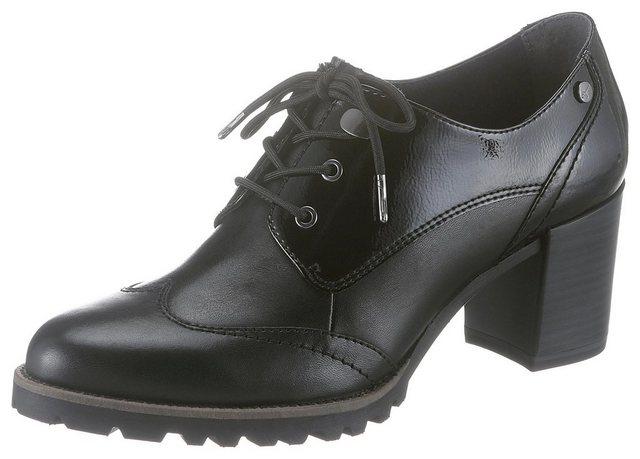 Tamaris Schnürpumps im eleganten Dandy-Style | Schuhe > Pumps | tamaris