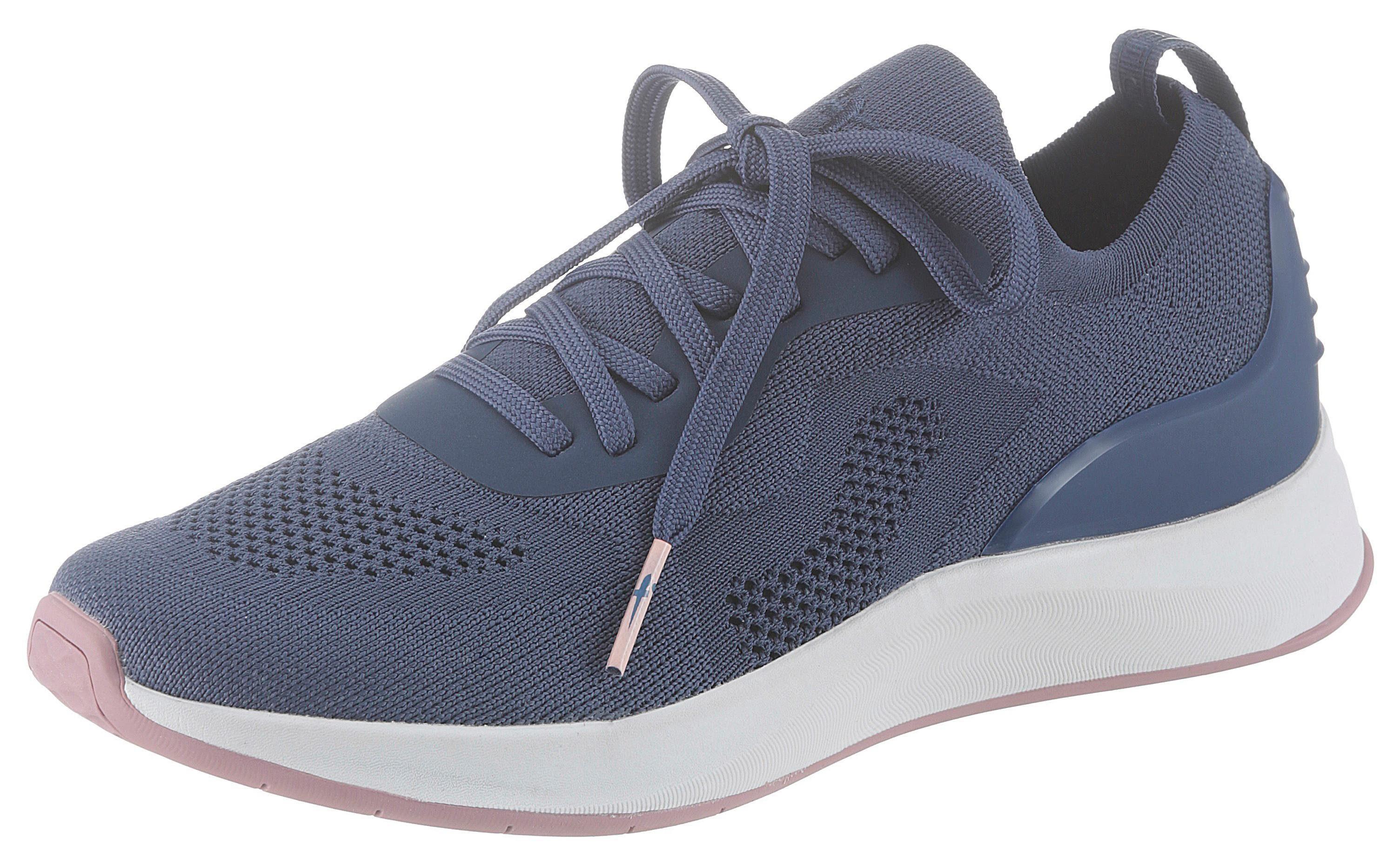 Tamaris »Fashletics« Slip On Sneaker mit aufgesetzter Schnürung online kaufen | OTTO