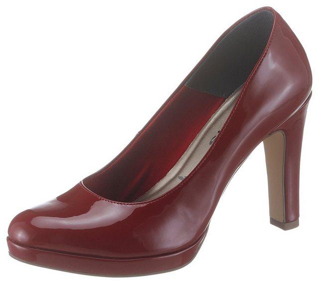 Tamaris High-Heel-Pumps in schlichtem Look | Schuhe > High Heels > High Heel Pumps | tamaris