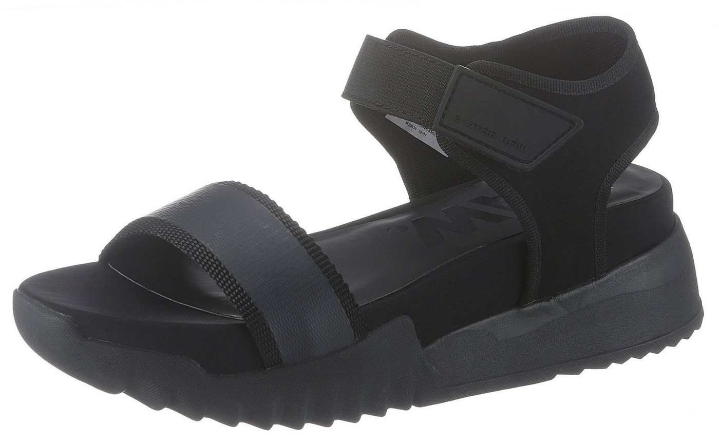 g-star raw -  »Rackam Rovic Sandal« Sandale mit Plateausohle