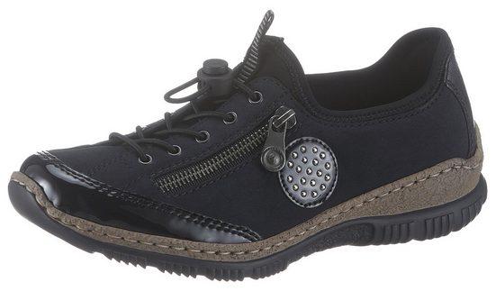 Rieker Slip-On Sneaker mit MemoSoft-Ausstattung