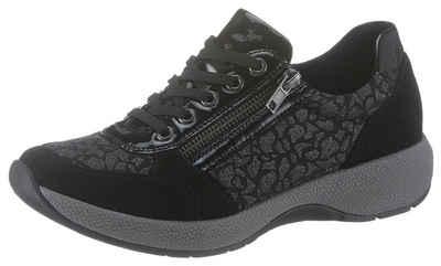 40e6901b49 Remonte Sneaker mit aktraktivem Muster