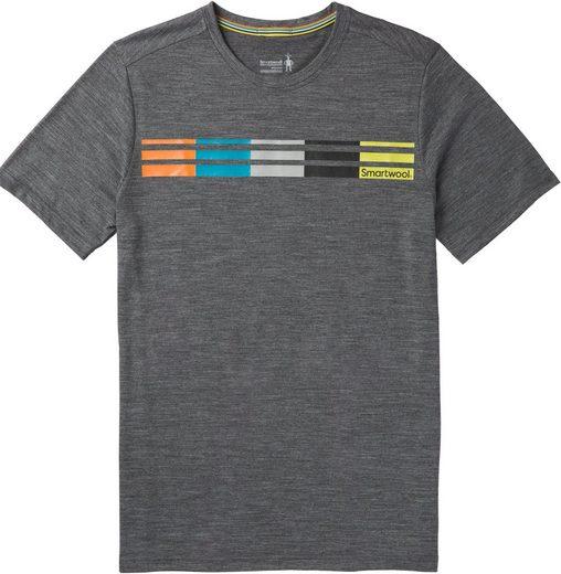 Smartwool T-Shirt »Merino Sport 150 Flag Logo Tee Men«