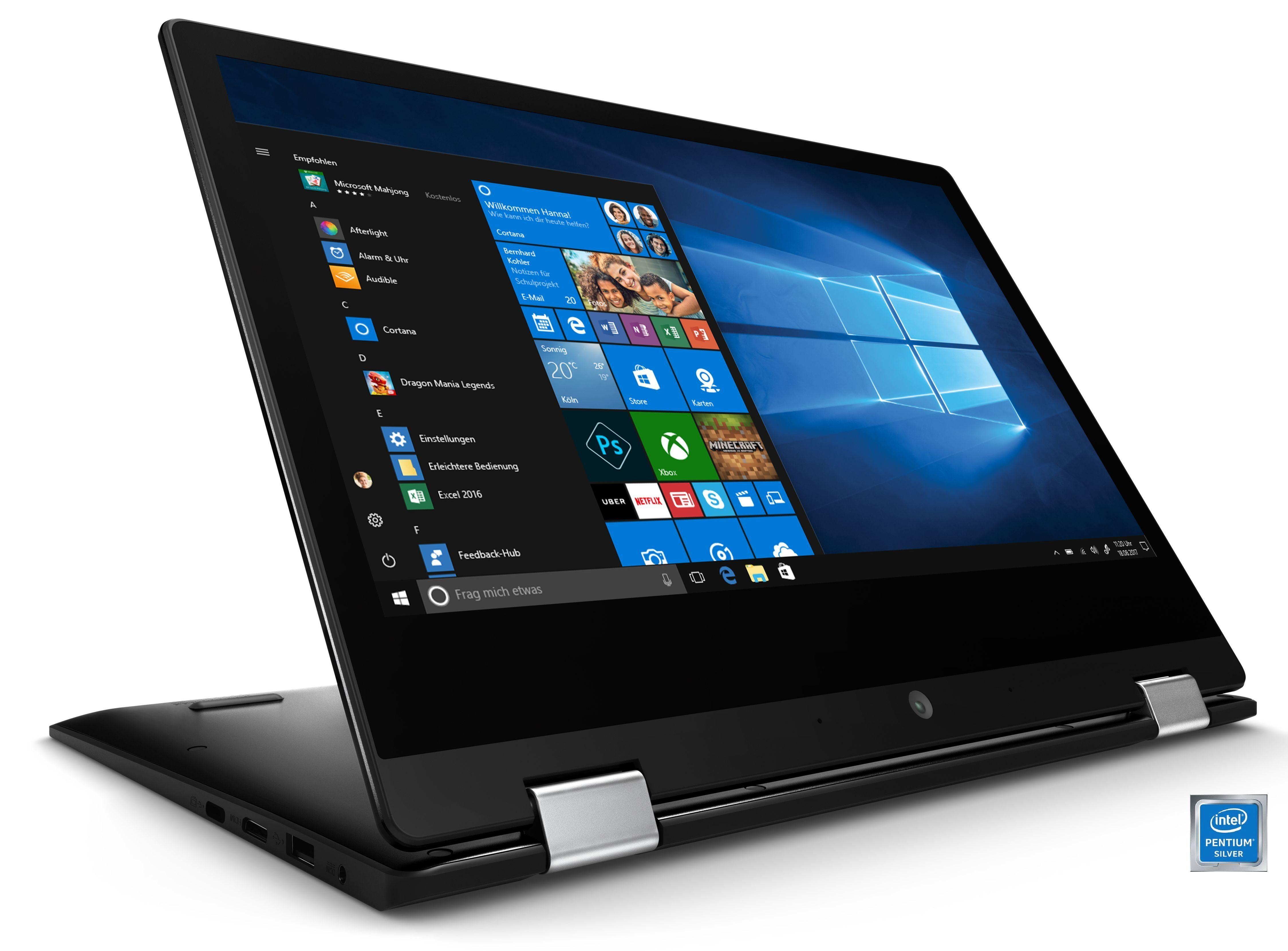 "MEDION® MD61128 Convertible »Intel Pentium, 33,7cm (13,3""), 256 GB SSD, 8 GB«"