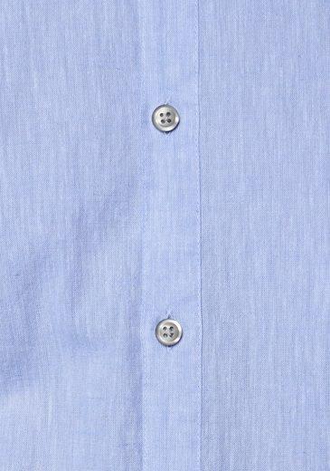 Schlussverkauf Strellson Langarmhemd »Conell« Leinenoptik