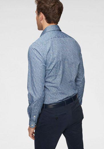 Inklusive Slim Fit Strellson Businesshemd tlg »sereno« 2 Einstecktuch qPPIf8