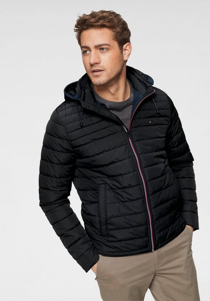 tommy hilfiger outdoorjacke lathan detachable hooded jacket online kaufen otto. Black Bedroom Furniture Sets. Home Design Ideas