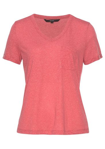 Vero Moda T-Shirt »LEA LUA« in Melange-Optik