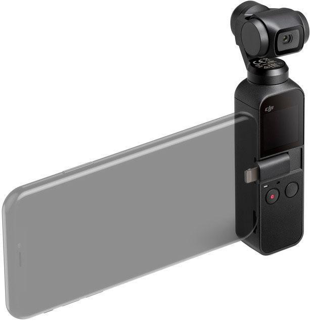 Action, Outdoorkameras - dji »Osmo Pocket« Gimbal (Stabilisierte Video und Fotokamera)  - Onlineshop OTTO