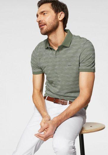 Strellson Poloshirt »Wallace« Leichter Feinstrick