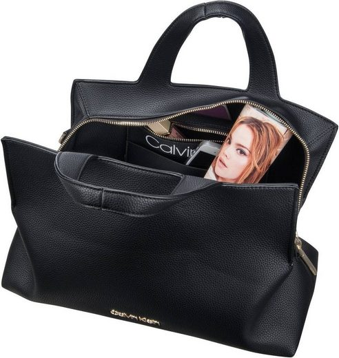 Large Handtasche »neat Klein Calvin Tote« fvn61nqz