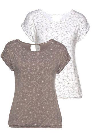 LASCANA Marškinėliai