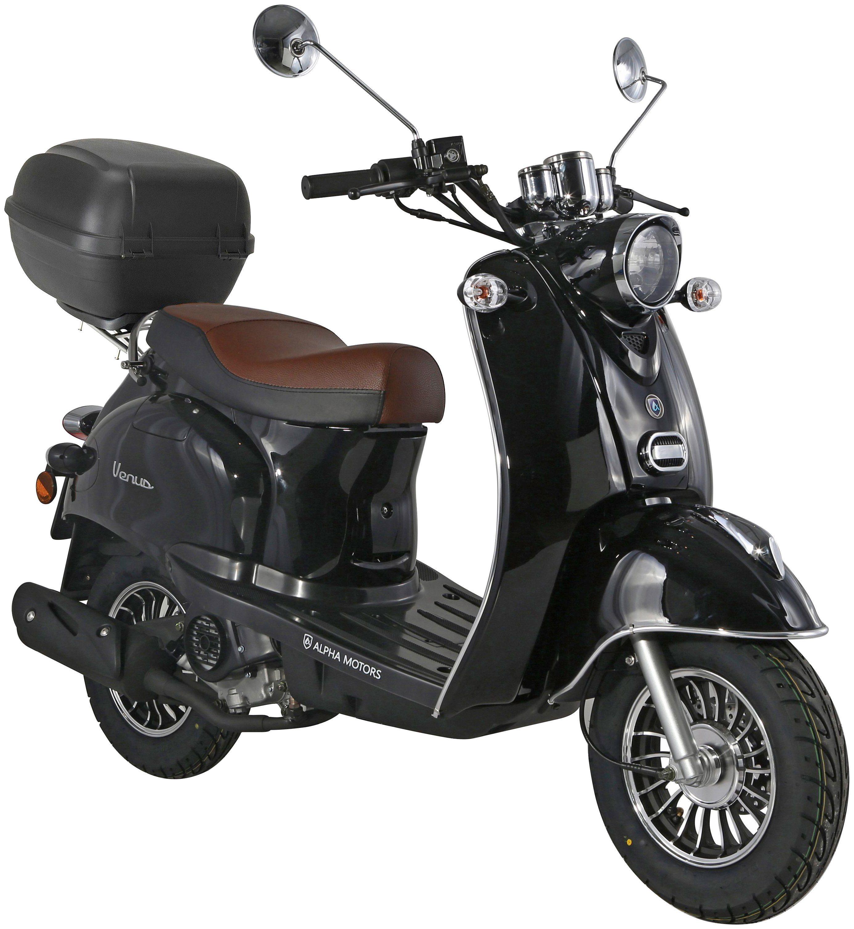 ALPHAMOTORS Motorroller »Venus«, 50 ccm, 45 km/h