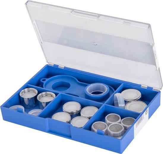 CORNAT Spar-Strahler »Eco Box«, Strahlregler-Set, 23-teilig
